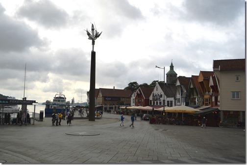 Stavanger wharf