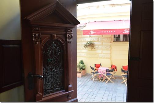 Chrysso front door