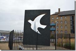 Hermitage Peace Dove