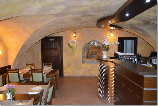 Hotel Arkada restaurant