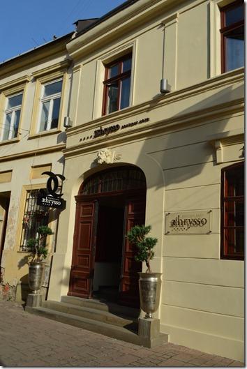 Hotel Chrysso