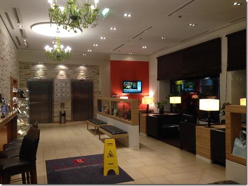 Ramada Salzburg lobby