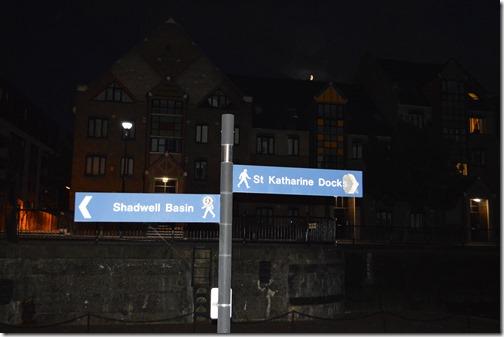 St. Katherine Dock