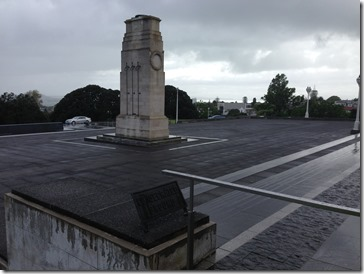 Auckland War Memorial Cenotaph