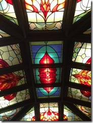 Econolodge Lobby Skylight