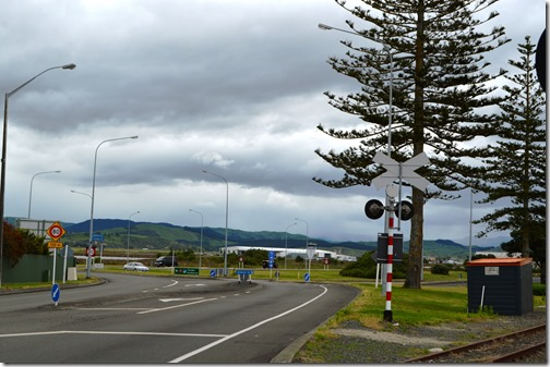 Napier airport road