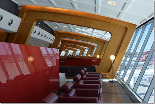 Qantas SYD First Lounge