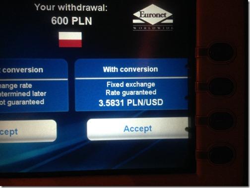 Poland ATM