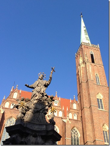 Wroclaw Holy Cross
