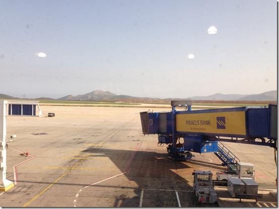 Athens ATH runway