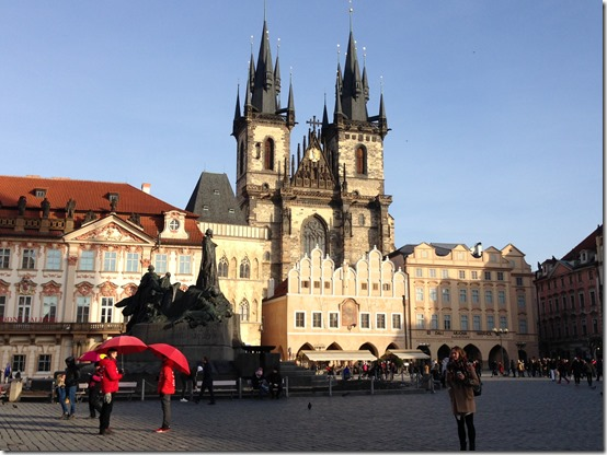 Prague Old Twon Square