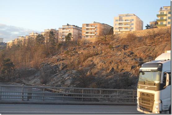 Stockholm rocks