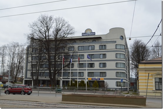 Days Inn Riga VEF ext