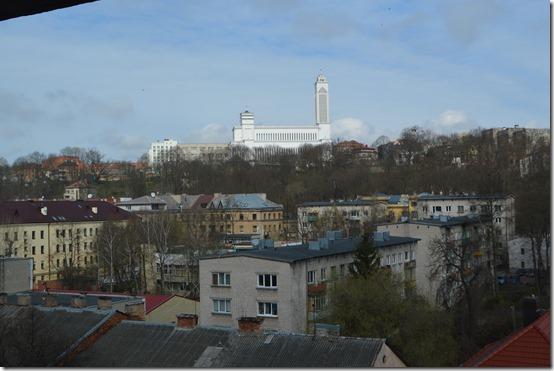 Park Inn Kaunas view