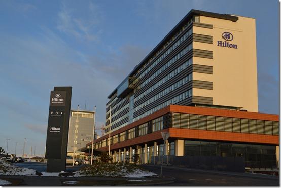 Reykjavik Hilton Nordica