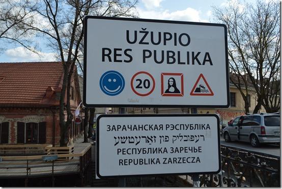 Vilnius Uzupio Republic