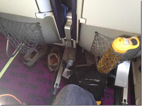 WOW Air my seats