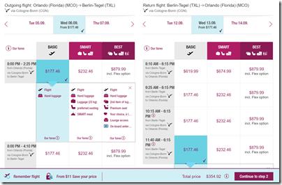 MCO-TXL $355 Eurowings Sep6-13