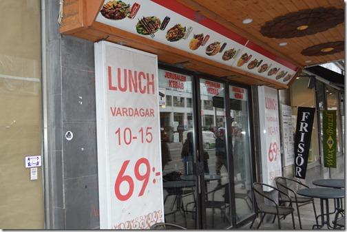 Sodermalm $8 lunch