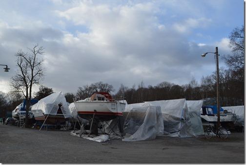 Stockholm boat season