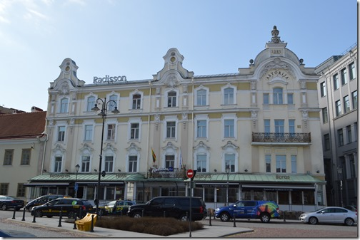 Radisson Astorija Vilnius