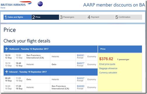 SFO-OSL $377 BA-AARP Sep12-19