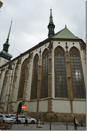 Brno St James