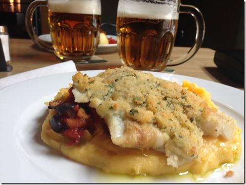 Holesovice pub fish