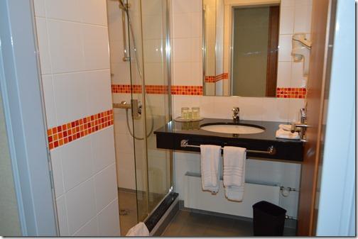 Marriott Plzen bathroom