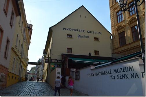Pilsen beer museum