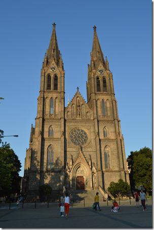 Prague St. Ludmila