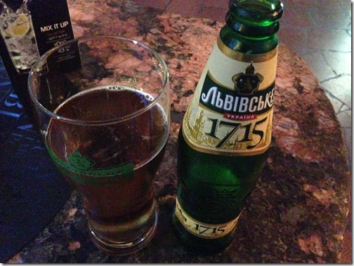 Ukraine beer