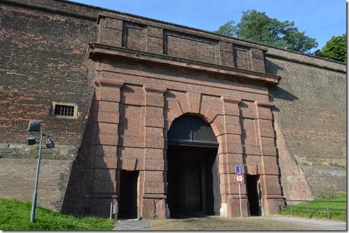 Vysehrad Gate