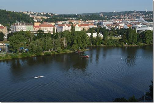 Vysehrad Vlatava view-1