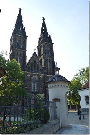 Vysehrad basilica-1