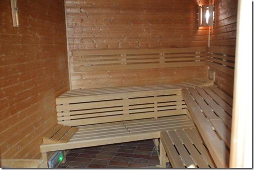Brno HI sauna