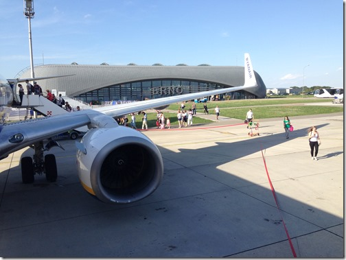 Ryanair BRQ