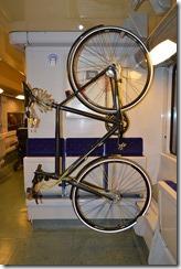 Monaco-Nice train bike