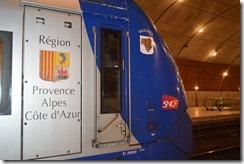 Monaco-Nice train