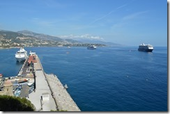Port Hercule Pier