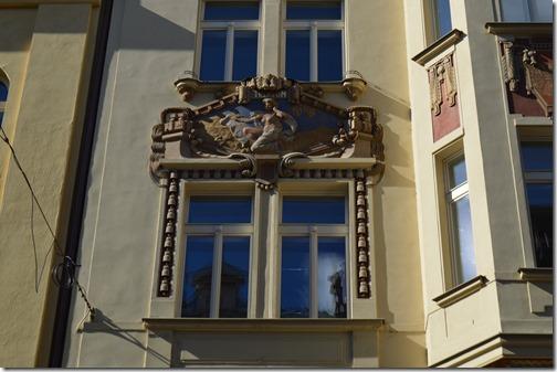 Prague decor