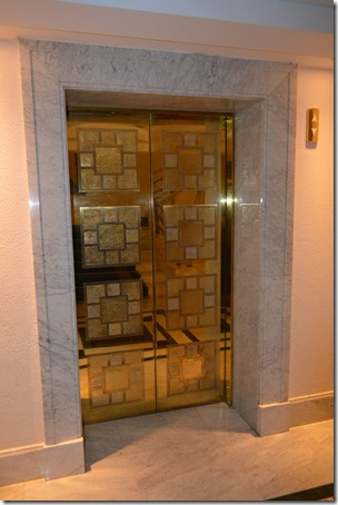 Rad Blu elevator
