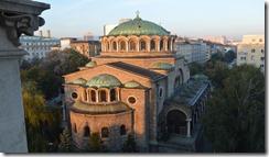 Sofia Balkan 517 St. Nedelya view