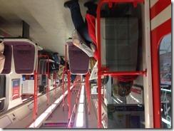 Prague Metro train