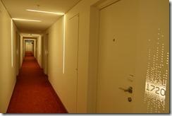 AC Bella 17th floor lights