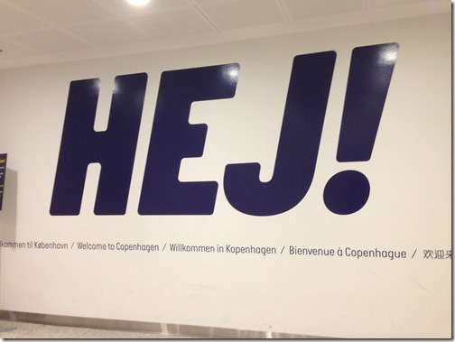 CPH welcome sign