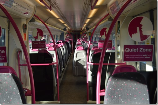 London Southend train
