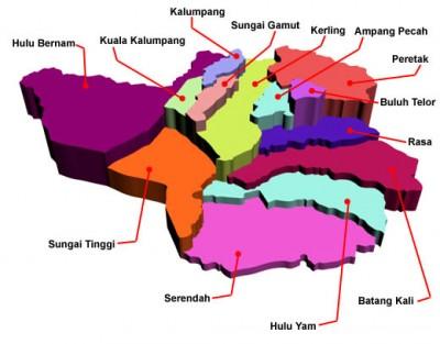 Hulu Selangor map (190410)