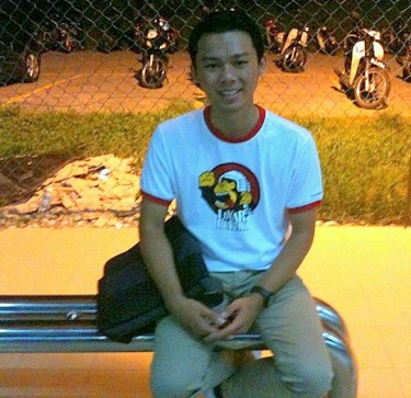 Hear and meet King Chai, one of the UKM 4 at Busy Finding MyConsti's 2nd segment