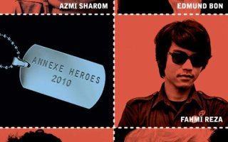 LoyarBurokkers Receive ANNEXE HEROES Freedom Of Expression Awards 2010 (11 Dec, 12pm)